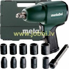 "Metabo DSSW 360 SET 1/2"" impact wrench"