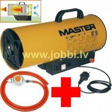 Master BLP 10 M gāzes sildītājs