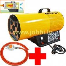 Master BLP 33 M gāzes sildītājs + reduktors, šļūtene