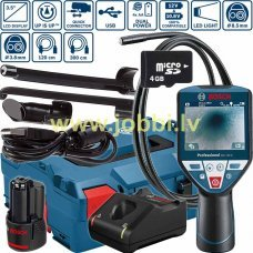 Bosch GIC 120 C (1x2,0Ah) inspection camera + L-Boxx