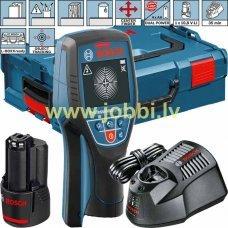 Bosch D-tect 120 (1x2,0Ah) L-Boxx detector