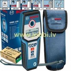 Bosch GMS 120 detector