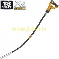 Dewalt DCE531N concrete vibrator