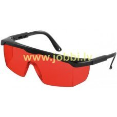 Stanley laser glasses (red)