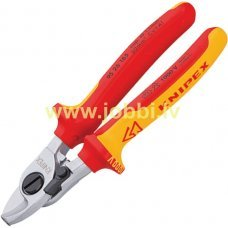 Knipex 95-26-165 electrician cable cutter Ø15mm