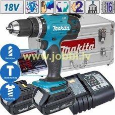 Makita DHP453SYEX (2x1,5Ah) impact drill / screwdriver