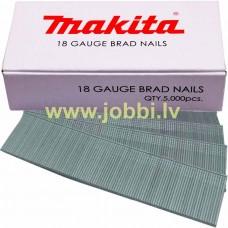 Makita F-31883 nails 18GA 1,2x25mm (5000pcs)