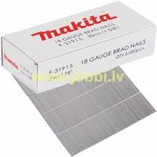 Makita F-31915 nails 18GA 1,2x35mm (5000pcs)
