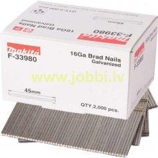 Makita F-33980 nails 16GA 1,6x45mm (2000pcs)