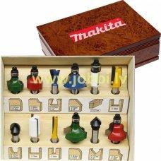 Makita A-88054 router bit set (12pcs)