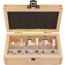 Makita D-53540 router bit set (6pcs)