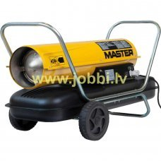 Master B 100 CED diesel heater