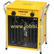 Master B 15 EPB electrical heater
