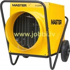Master B 18 EPR electrical heater