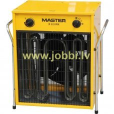 Master B 22 EPB electrical heater
