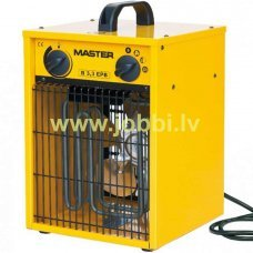 Master B 3 EPB electrical heater