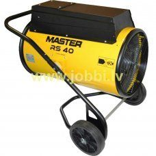Master RS 40 electrical heater